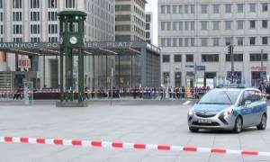 Συναγερμός στο Βερολίνο από «ύποπτη» βαλίτσα (vid)