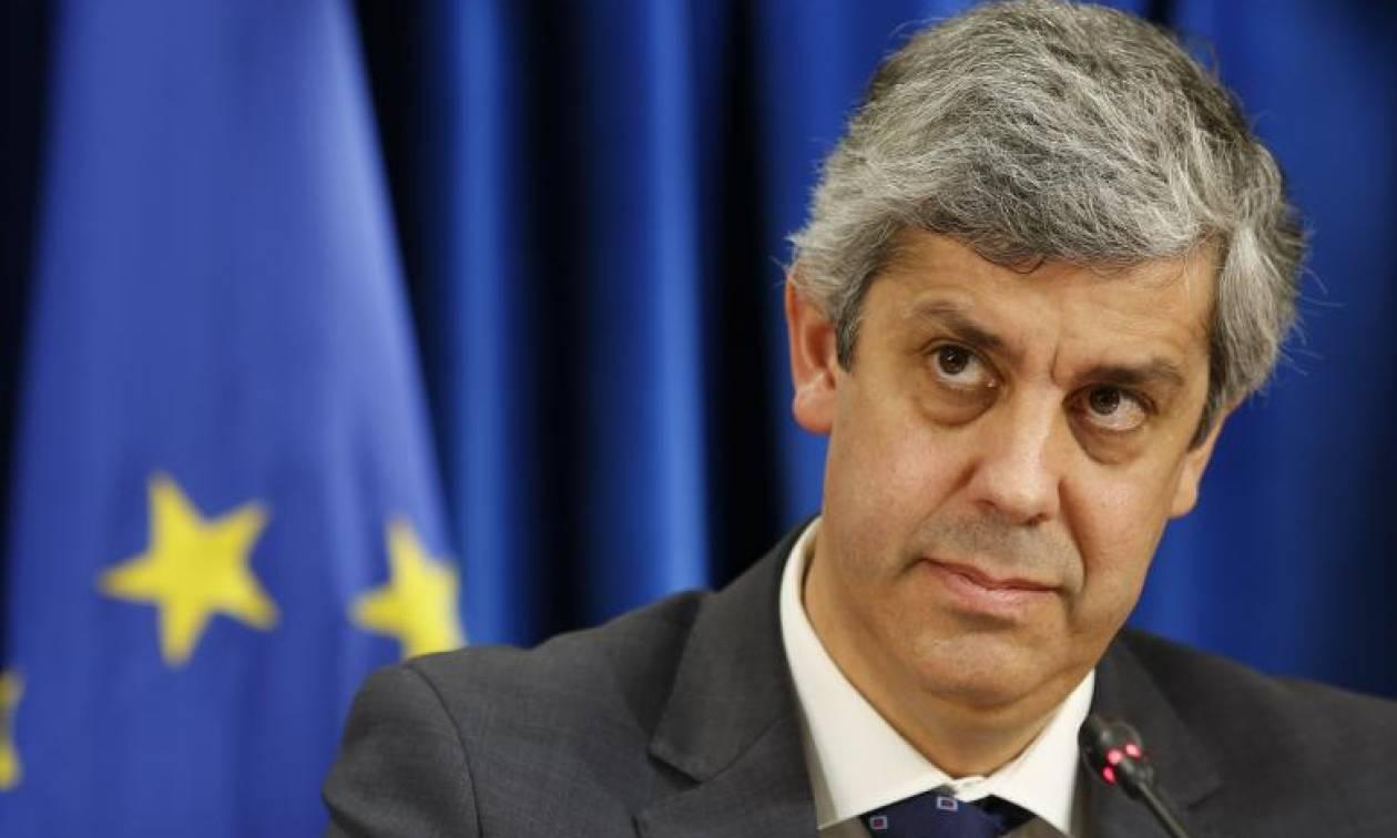 Μάριο Σεντένο: Λιγότερες κρίσεις και μεγαλύτερης ενότητα θέλει ο νέος πρόεδρος του Eurogroup
