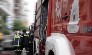 Ηράκλειο: Εκκενώθηκε εμπορικό κέντρο λόγω πυρκαγιάς