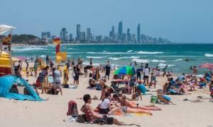 «Έσκασε»... από τη ζέστη η Αυστραλία το 2017!