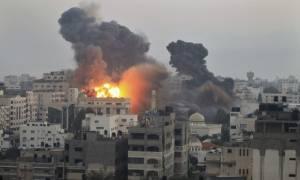 Παλαιστίνη: Αεροπορική επιδρομή του Ισραήλ στη Λωρίδα της Γάζας