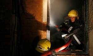 Τραγωδία στην Πορτογαλία: Οκτώ νεκροί σε πυρκαγιά