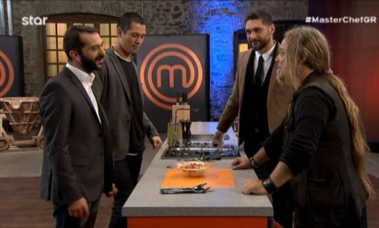 Master Chef 2: Τελικά ο Γιώργος Ελευθεράς κατάφερε να περάσει στην 50άδα;