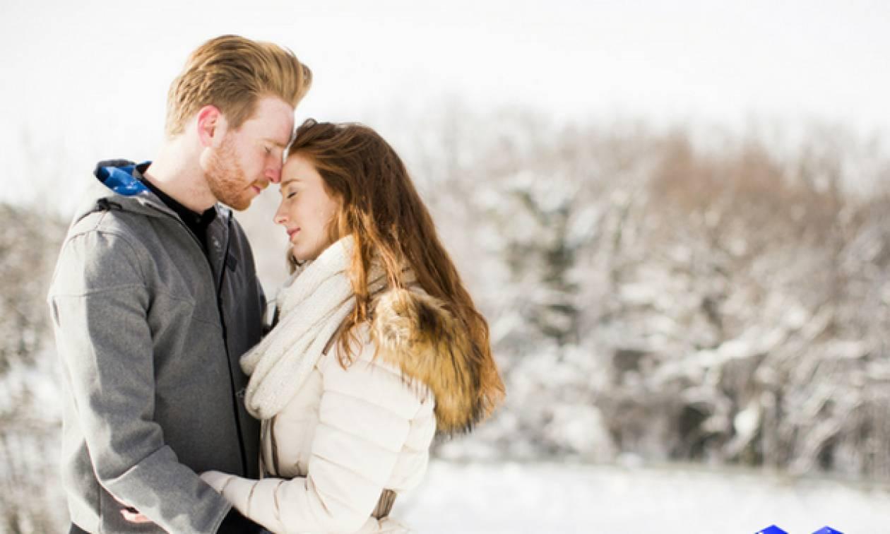 Ο Ιανουάριος είναι μήνας για ερωτικές... αταξίες - Μάθε γιατί