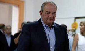 Ηχηρή παρέμβαση Καραμανλή για Σκοπιανό: Δεν υφίσταται μακεδονικό έθνος