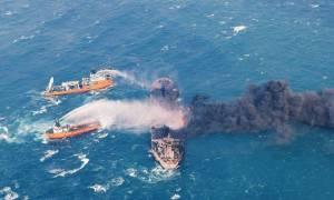 Κίνα: Βυθίστηκε το φλεγόμενο ιρανικό πετρελαιοφόρο (vid)