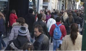 Θεσσαλονίκη: Συγκέντρωση διαμαρτυρίας για τη λειτουργία των καταστημάτων τις Κυριακές (pics)