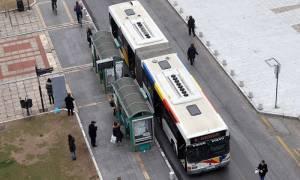 Θεσσαλονίκη - Χαμός σε λεωφορείο του ΟΑΣΘ: Πιάστηκαν στα χέρια για μια θέση