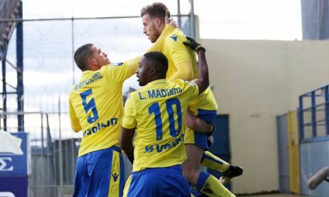 Αστέρας Τρίπολης-ΑΕΛ 3-1: «Λάμπει» για Ευρώπη!