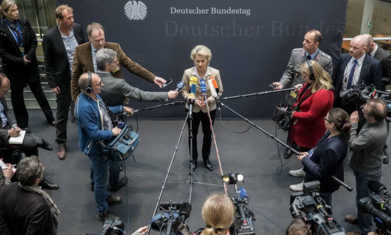 Γερμανία: Η μάχη εναντίον του Ισλαμικού Κράτους δεν έχει τελειώσει