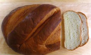 Συνταγή για αφράτο σπιτικό ψωμί με γιαούρτι