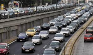 Απεργία ΜΜΜ: Κυκλοφοριακό χάος – Δείτε την εικόνα σε βασικούς οδικούς άξονες