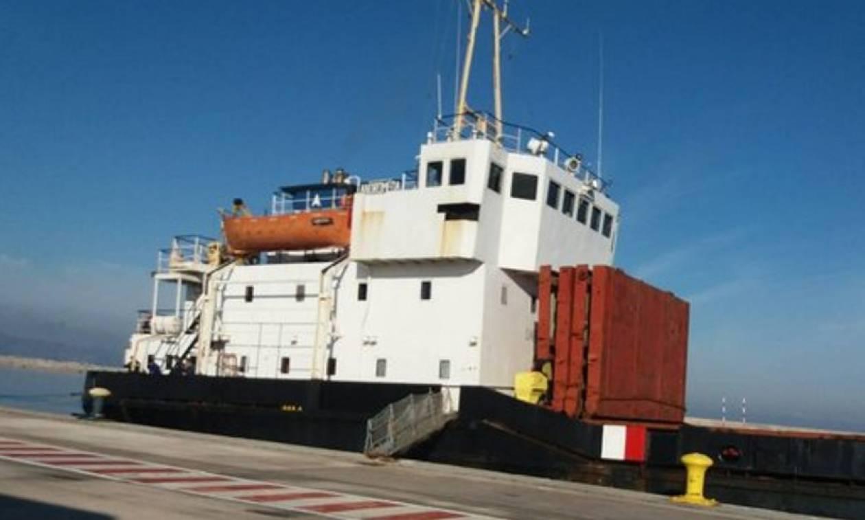 Νέα της Κρήτης: Απολογείται το πλήρωμα του πλοίου με τους 410 τόνους εκρηκτικών