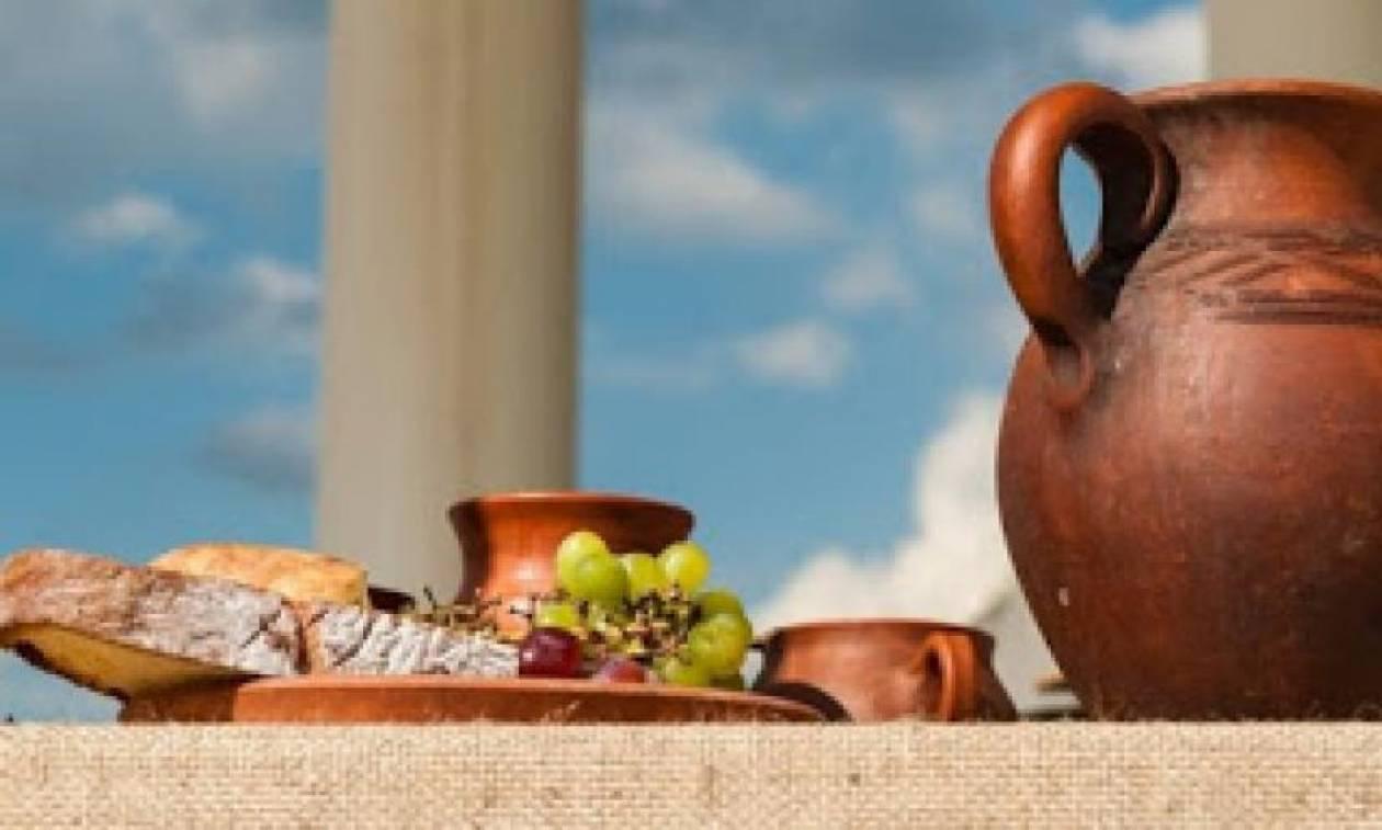 Αυτή ήταν η καθημερινή διατροφή των αρχαίων Ελλήνων