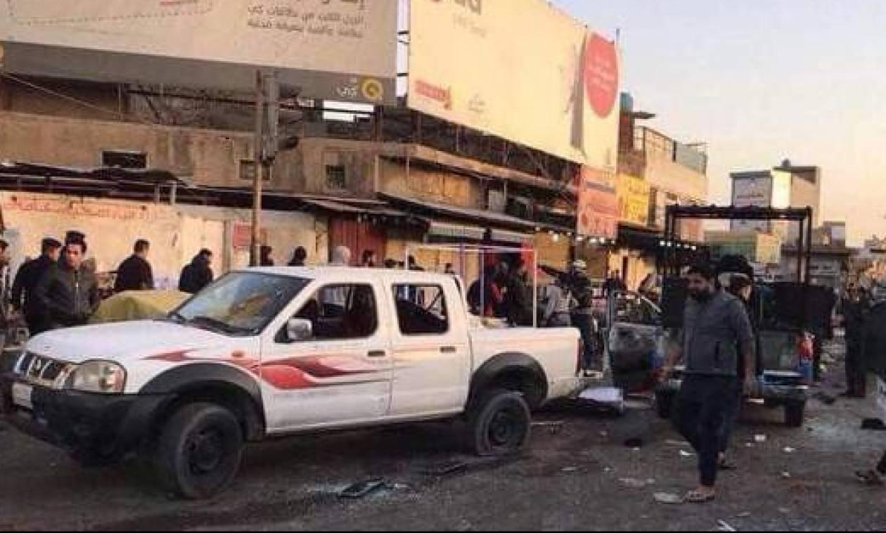 Πολύνεκρη επίθεση καμικάζι στη Βαγδάτη