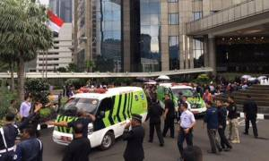 Στους 75 οι τραυματίες από την κατάρρευση ορόφου στο Χρηματιστήριο της Ινδονησίας