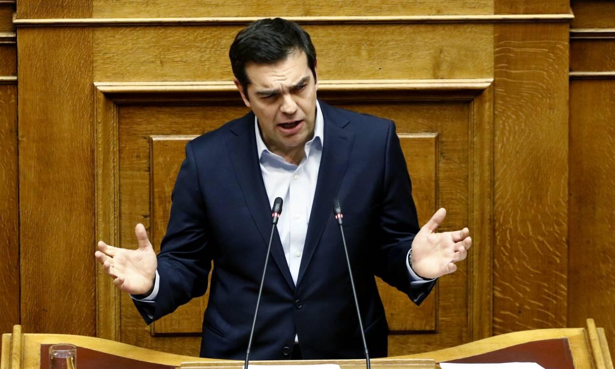 Πολυνομοσχέδιο - Τσίπρας στη Βουλή: Είμαστε μια ανάσα από το τέλος των Μνημονίων