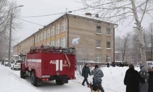 Ρωσία: Αιματηρό επεισόδιο σε σχολείο με 15 τραυματίες (pics)