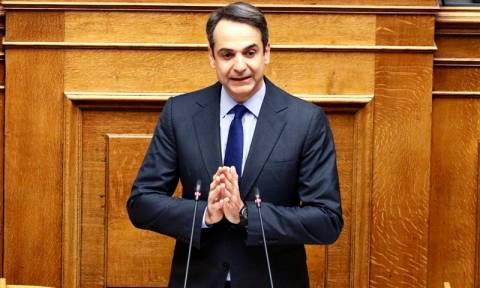 Πολυνομοσχέδιο – Μητσοτάκης: Κύριε Τσίπρα δεν σας εμπιστευόμαστε στα εθνικά θέματα