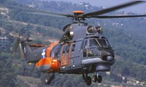 Ηράκλειο: Σωτήρια αεροδιακομιδή νεογνού με ελικόπτερο!