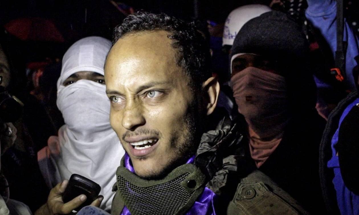Βενεζουέλα: Ανθρωποκυνηγητό για τον πρώην αστυνομικό που έκλεψε ελικόπτερο