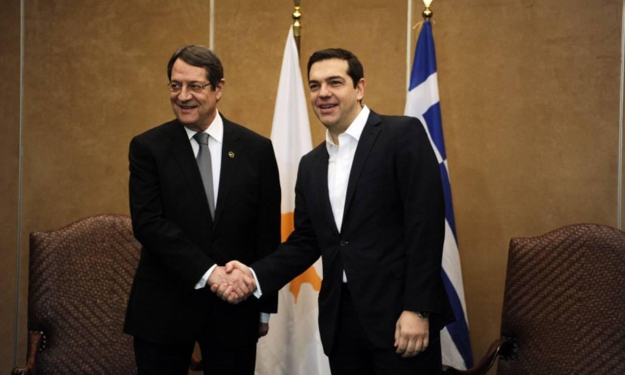 Ιστορική Tριμερής Σύνοδος Ελλάδας – Κύπρου – Ιορδανίας