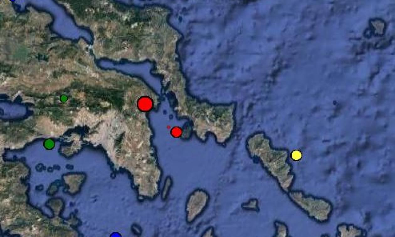 Σεισμός Αθήνα: Πετάχτηκαν από τα σπίτια τους οι κάτοικοι της πρωτεύουσας