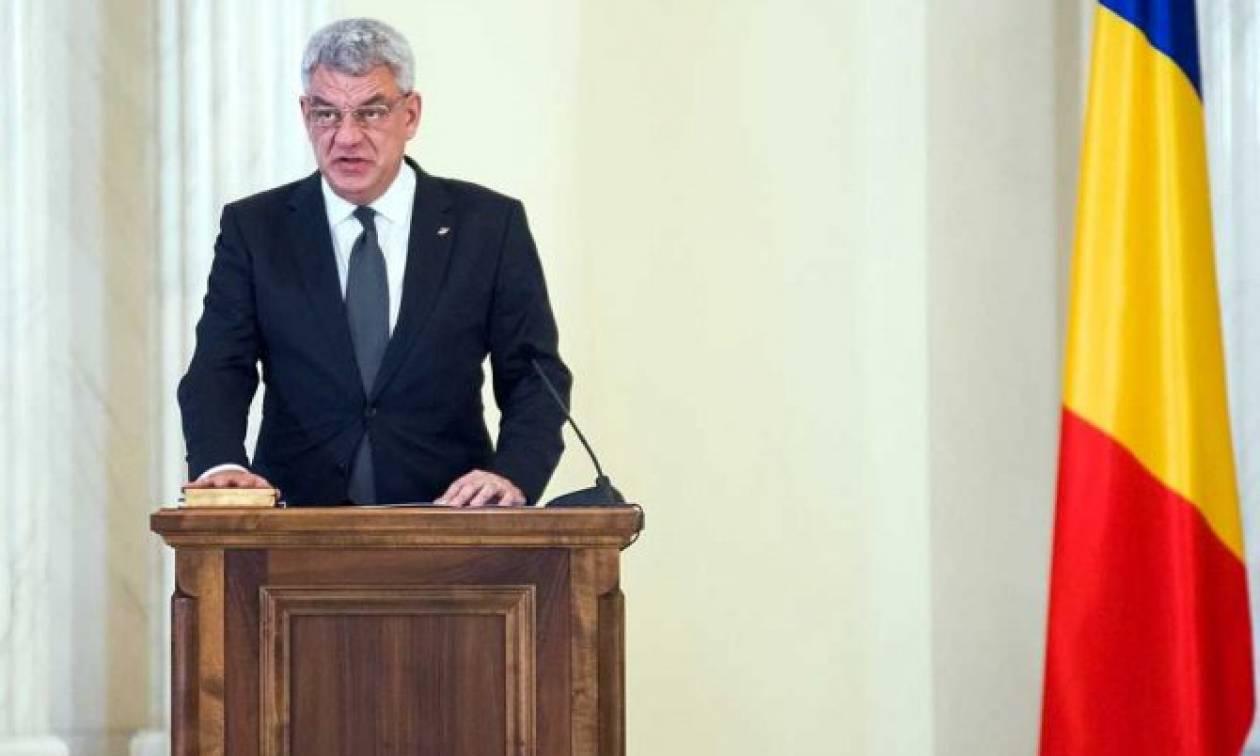 Πολιτική κρίση στη Ρουμανία: Παραιτήθηκε ο πρωθυπουργός Μιχάι Τουντόσε
