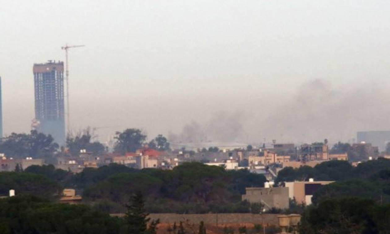 Λιβύη: Μάχες με 20 νεκρούς και 60 τραυματίες στο διεθνές αεροδρόμιο Μιτίγκα