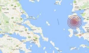 Σεισμός ΤΩΡΑ στη Μυτιλήνη (pics)