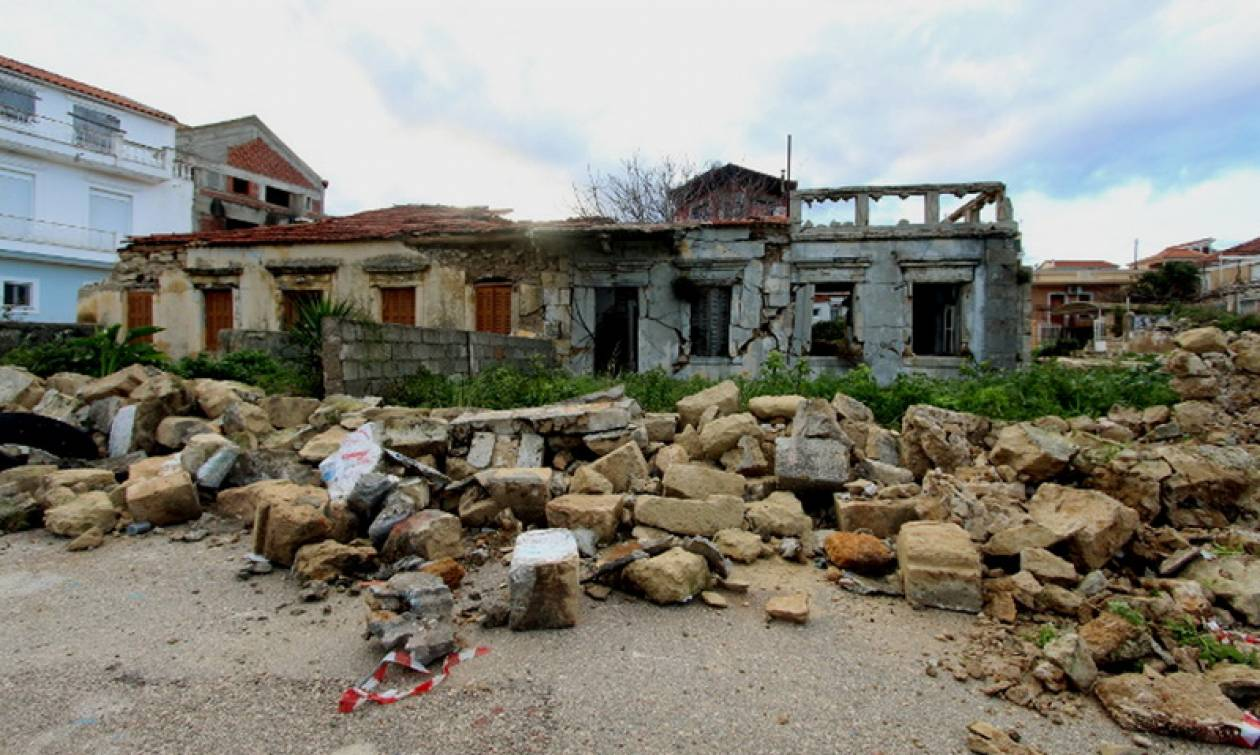 Χρήσιμες οδηγίες σε περίπτωση σεισμού από τη Γενική Γραμματεία Πολιτικής Προστασίας