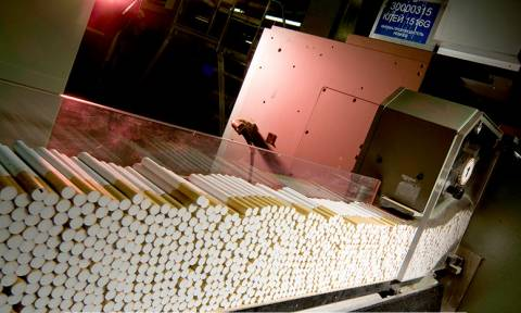 В России начался эксперимент по маркировке табачных изделий