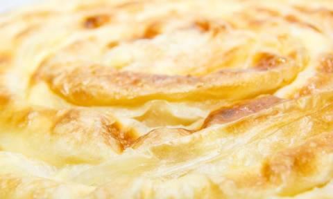 Συνταγή με τραχανά: Τραχανόπιτα χωρίς φύλλο
