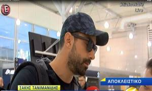 Survivor 2: Ο Τανιμανίδης έφυγε για τον Άγιο Δομίνικο δίχως την Μπόμπα του και δείτε τι αποκάλυψε