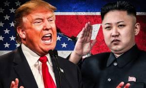 Σαν να μην πέρασε μια μέρα: Νέο υβριστικό μήνυμα του Κιμ Γιονγκ Ουν κατά του Ντόναλντ Τραμπ
