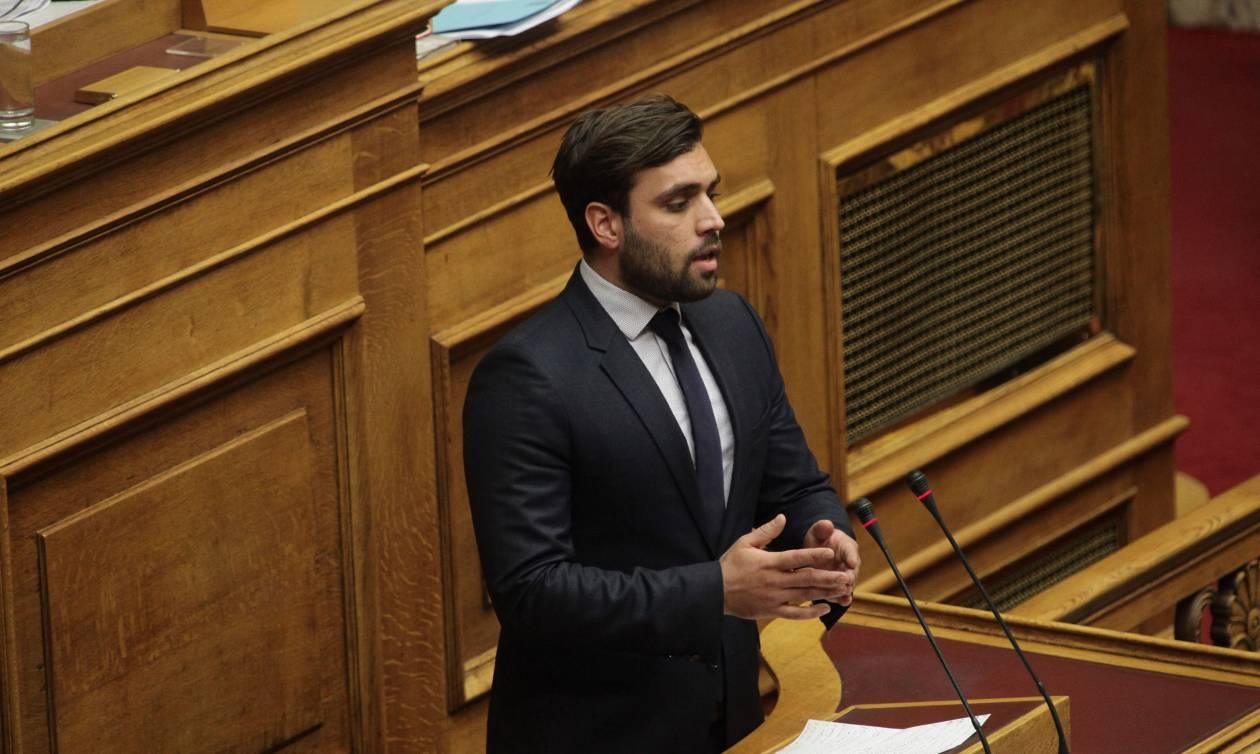 Μεγαλομύστακας: Δεν προσχωρώ στον ΣΥΡΙΖΑ