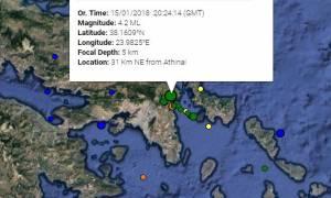 Σεισμός Αθήνα - Λέκκας: «Η σεισμική δραστηριότητα στην περιοχή θα συνεχιστεί»