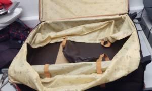 Συνελήφθη 52χρονος με 13 κιλά ηρωίνης στο «Ελευθέριος Βενιζέλος» (pics)