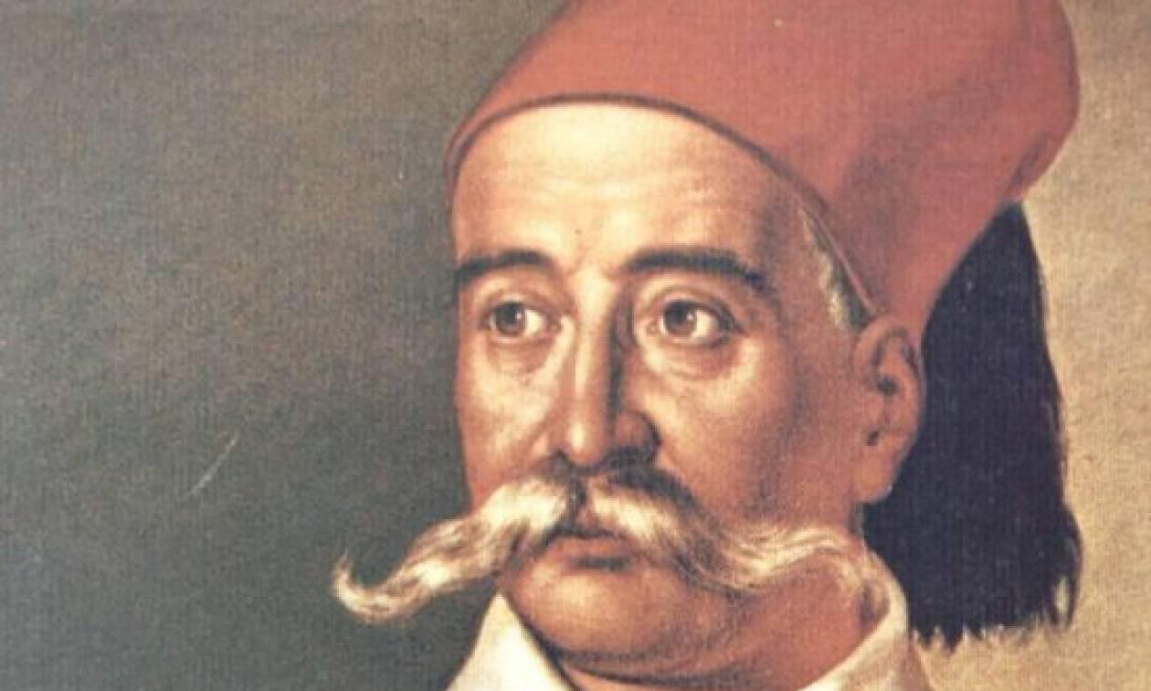 Σαν σήμερα το 1848 πέθανε ο «Πετρόμπεης», ηγετική μορφή της Ελληνικής Επανάστασης