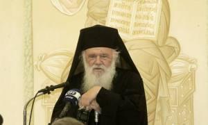 Σειρά συναντήσεων για τον Αρχιεπίσκοπο Ιερώνυμο
