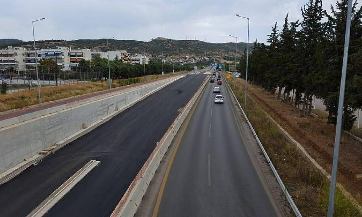 Εργασίες συντήρησης από σήμερα (17/1) στην περιφερειακή οδό Θεσσαλονίκης