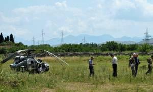 Κολομβία: Δέκα νεκροί από πτώση στρατιωτικού ελικοπτέρου