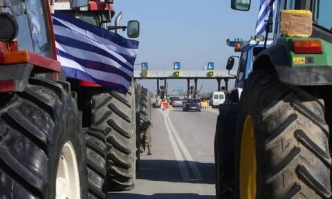 В Греции бастуют фермеры