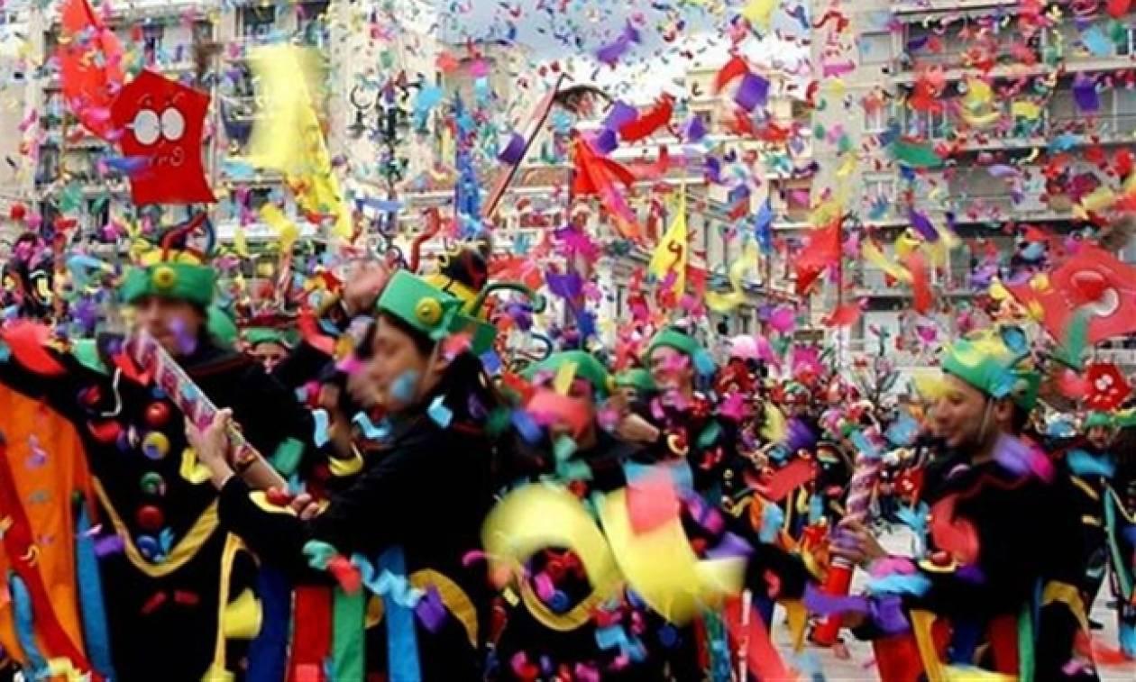 Το Πατρινό Καρναβάλι 2018 ξεκινά σήμερα Σάββατο (20/1) - Δείτε τι θα συμβεί!
