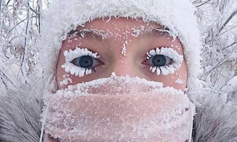 Αυτό είναι το πιο κρύο χωριό στον πλανήτη - Δείτε πόσο έδειξε το θερμόμετρο! (pics+vid)