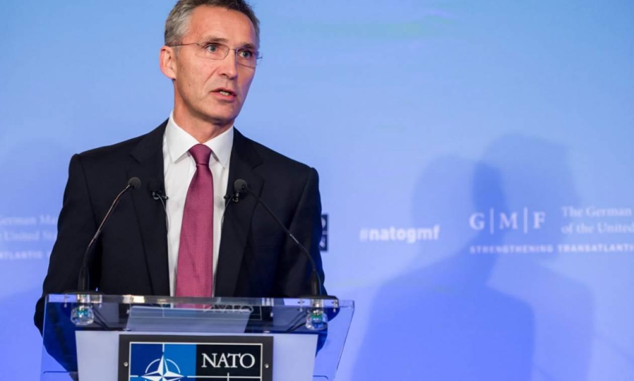 Μήνυμα ΝΑΤΟ στα Σκόπια: «Όχι» στην ένταξη χωρίς λύση του ονόματος
