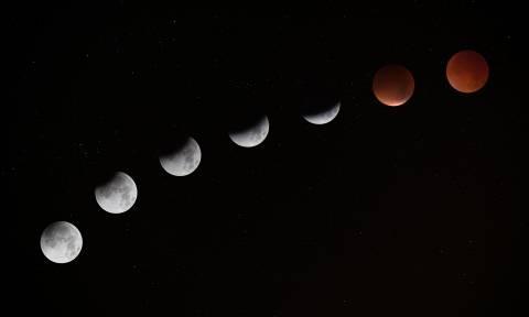 Έρευνα: Μύθος ότι οι μεγάλοι σεισμοί συμβαίνουν σε διάφορες φάσεις της Σελήνης