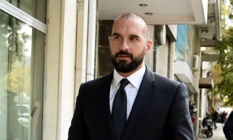 Σκόπια - Τζανακόπουλος: Επιδιώκουμε λύση που δεν θα θίγει τα εθνικά συμφέροντα