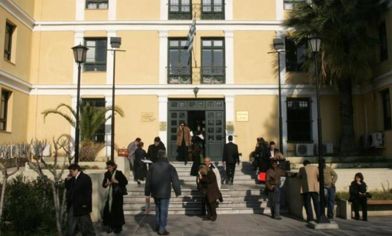 Τηλεφώνημα για βόμβα στο Διοικητικό Πρωτοδικείο Αθηνών