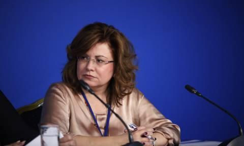 Σπυράκη για Σκόπια: Είναι πολύ αργά πια για ενημέρωση από την κυβέρνηση